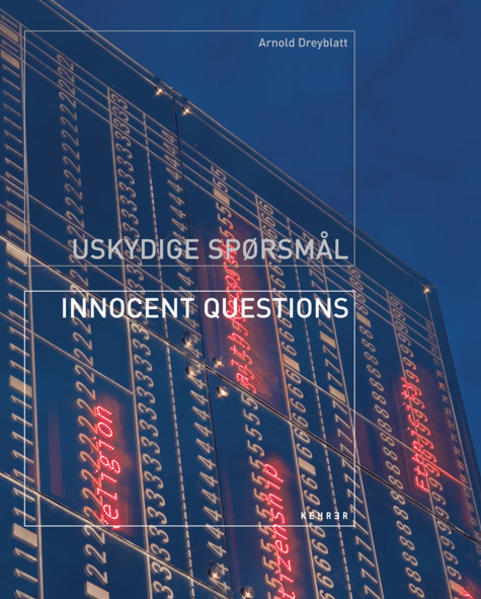 Arnold Dreyblatt – innocent questions - Coverbild