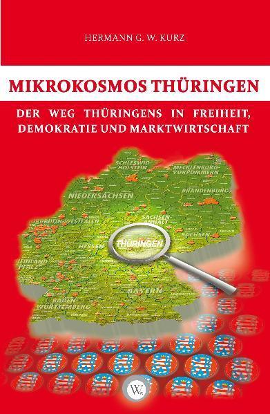 Mikrokosmos Thüringen - Coverbild