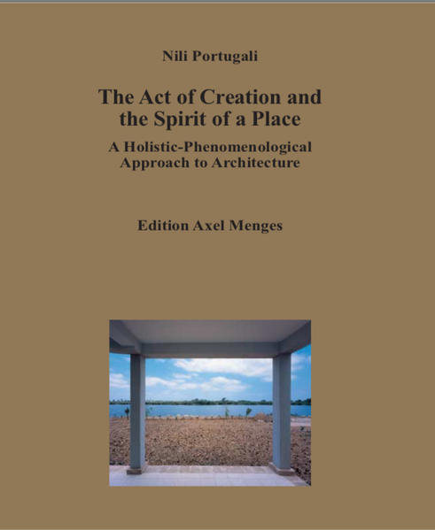 The Act of Creation and the Spirit of a Place - Coverbild