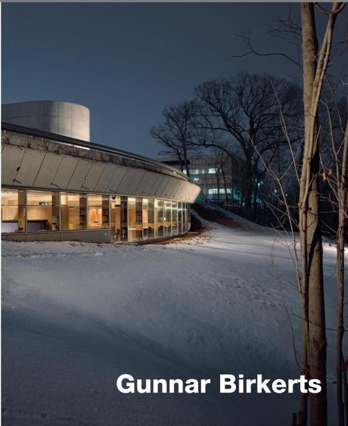 Gunnar Birkerts  Metaphoric Modernist - Coverbild