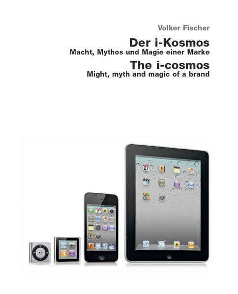 Der i-Kosmos / The i-Cosmos - Coverbild