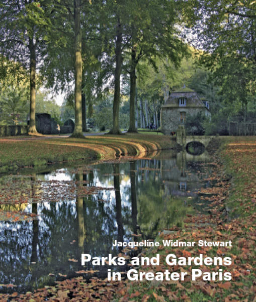 Parks and Gardens in Greater Paris - Coverbild
