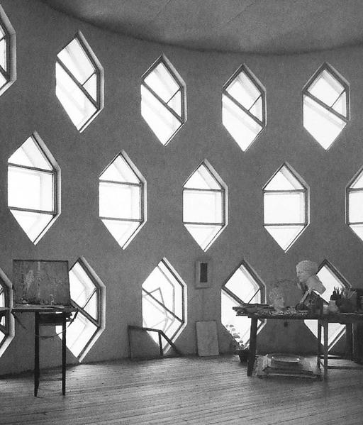 Konstantin Melnikov and his House - Coverbild