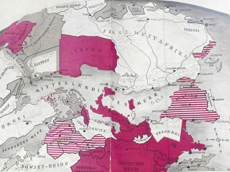 »Das Neue Europa« 1933–1945 - Coverbild