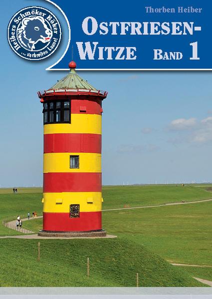 Ostfriesen-Witze, Band 1 - Coverbild