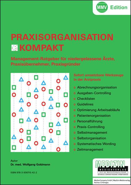 Praxisorganisation Kompakt - Coverbild