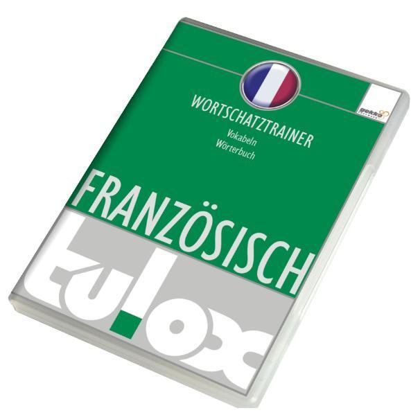 tulox Vokabeltrainer Französisch mit 20.000 vertonten Vokabeln - Coverbild