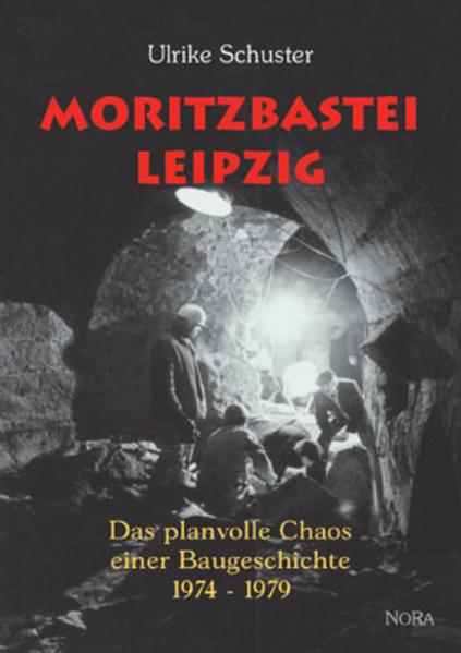 Moritzbastei Leipzig - Coverbild
