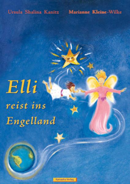 Elli reist ins Engelland - Coverbild