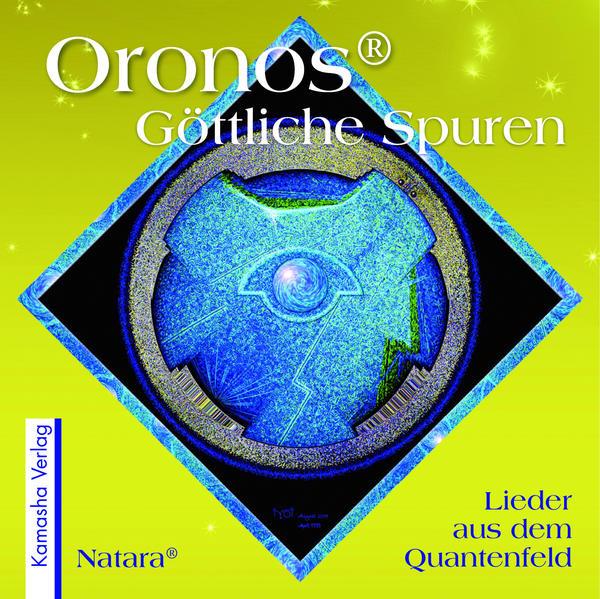 Oronos® Göttliche Spuren - Coverbild