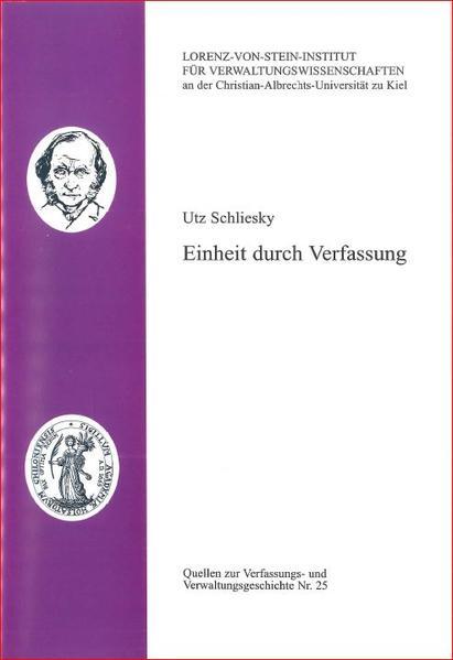 Ebooks Einheit durch Verfassung PDF Herunterladen