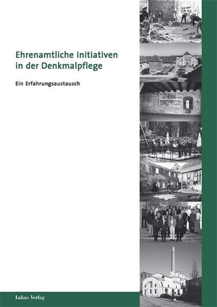 Ehrenamtliche Initiativen in der Denkmalpflege - Coverbild