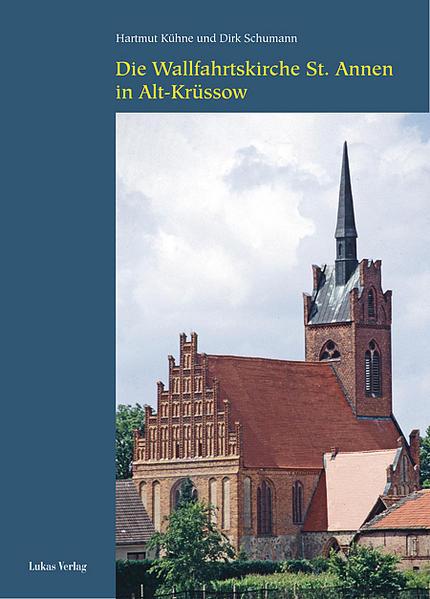 Die Wallfahrtskirche St. Annen in Alt-Krüssow - Coverbild