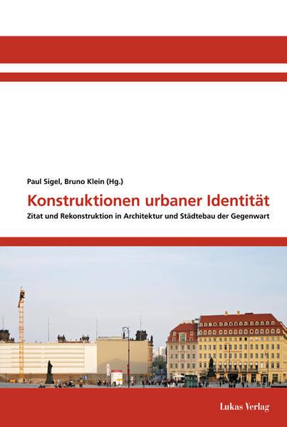 Konstruktionen urbaner Identität - Coverbild