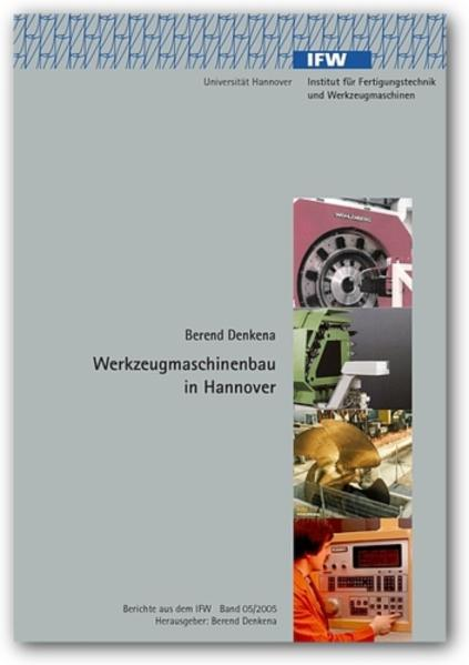 Werkzeugmaschinenbau in Hannover - Coverbild
