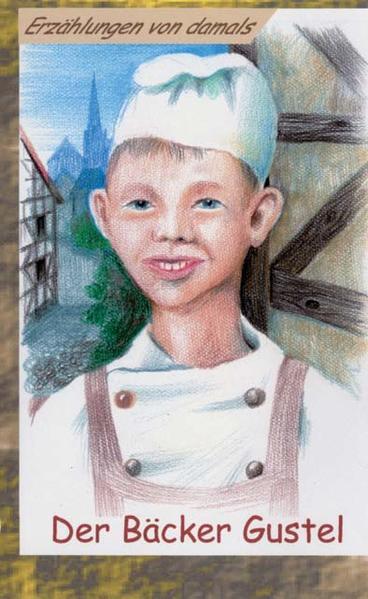 Der Bäcker Gustel - Coverbild