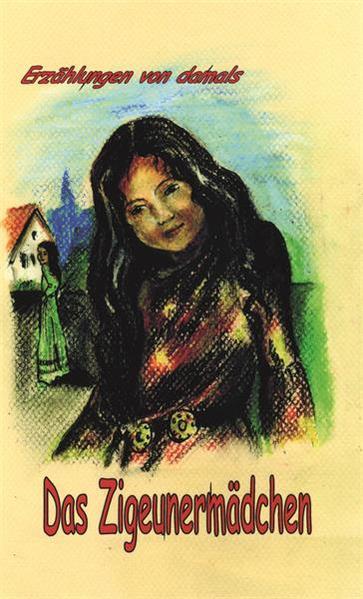 Das Ziegeunermädchen - Coverbild