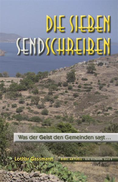 Die sieben Sendschreiben - Coverbild
