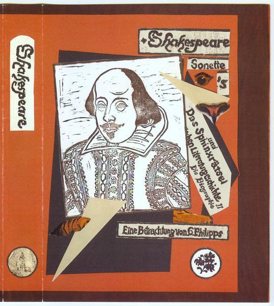 Shakespeare's Sonette und das Sphinxrätsel der europäischen Literaturgeschichte II - Coverbild