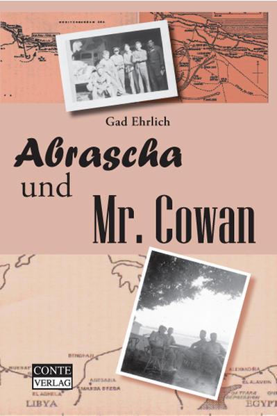Abrascha und Mr. Cowan - Coverbild