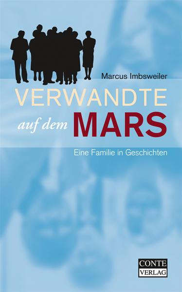 Verwandte auf dem Mars - Coverbild