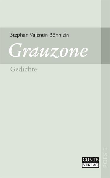 Grauzone - Coverbild