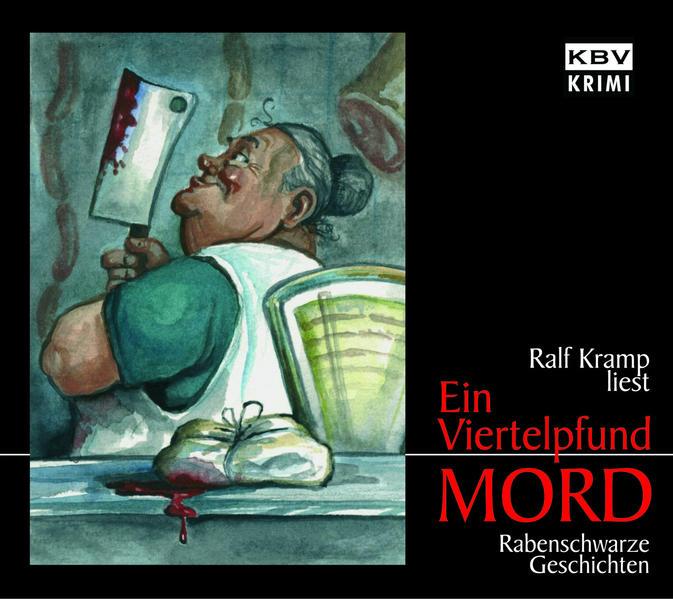 Ein Viertelpfund Mord - Coverbild