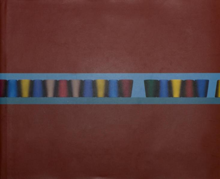 Thomas Kitzinger - Malerei - Coverbild