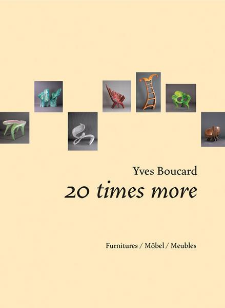 Yves Boucard, 20 times more - Coverbild