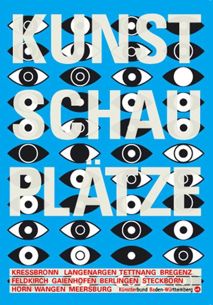 Kunst-Schau-Plätze - Coverbild