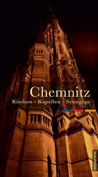 Chemnitz: Kirchen, Kapellen, Synagoge - Coverbild