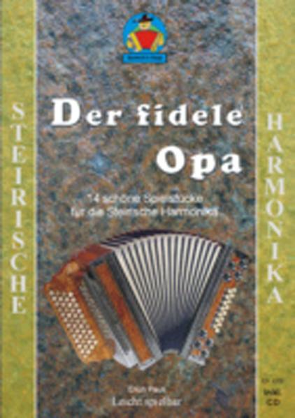 Der fidele Opa - Coverbild