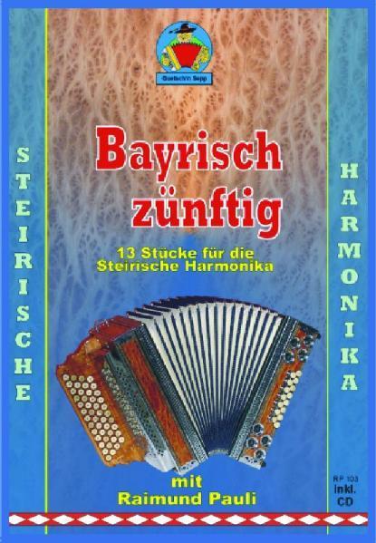 Bayrisch zünftig - Coverbild