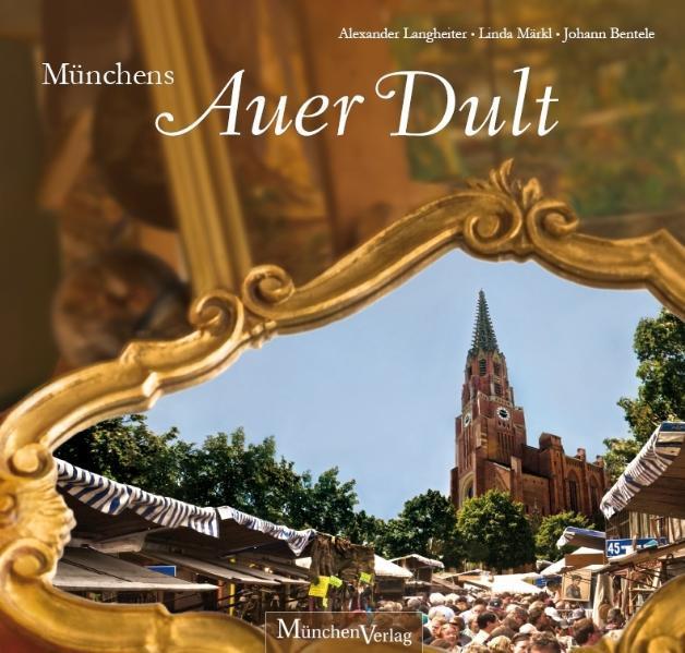 Münchens Auer Dult - Coverbild