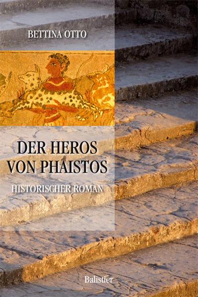 Der Heros von Phaistos - Coverbild
