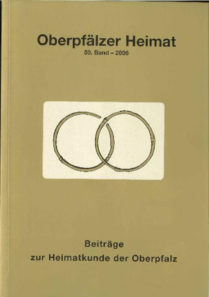 Oberpfälzer Heimat 2006 - Coverbild