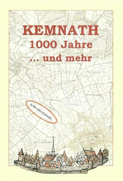 Kemnath 1000 Jahre und mehr - Coverbild