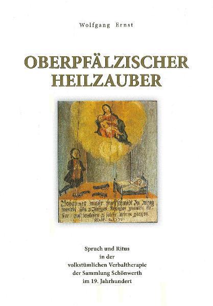 Oberpfälzischer Heilzauber - Coverbild