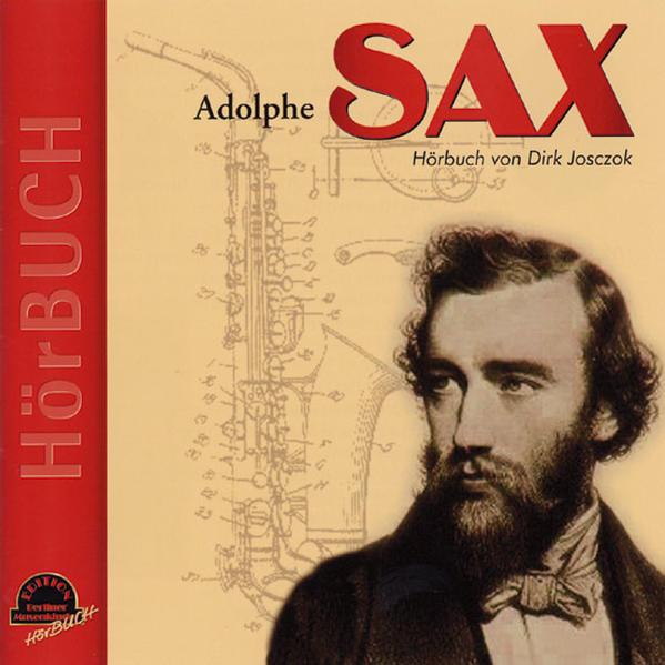 Adolphe SAX - Coverbild