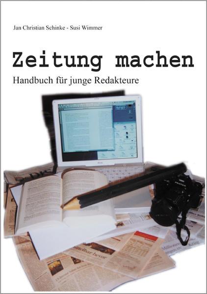 Zeitung machen - Coverbild