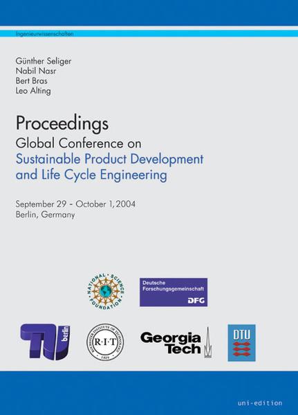 Proceedings - Coverbild