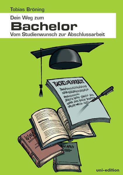 Dein Weg zum Bachelor - Coverbild