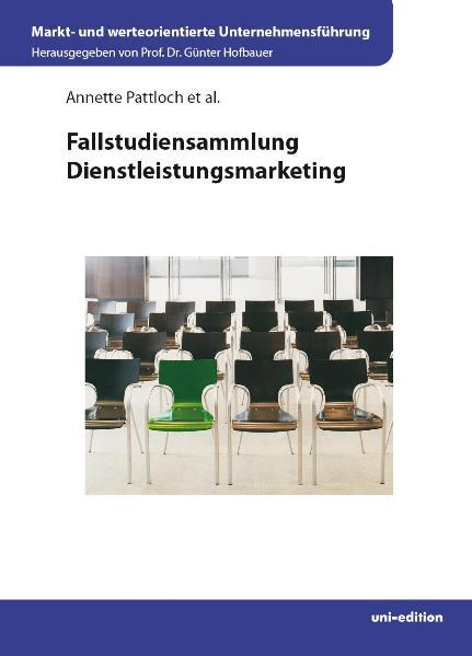 Fallstudiensammlung Dienstleistungsmarketing - Coverbild