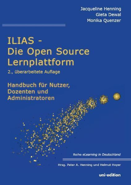ILIAS - Die Open Source Lernplattform - Coverbild