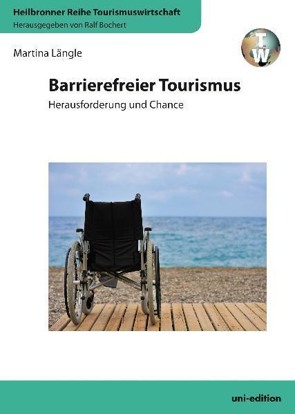 Barrierefreier Tourismus - Coverbild