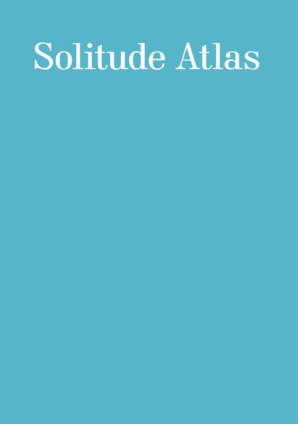 Solitude Atlas - Coverbild