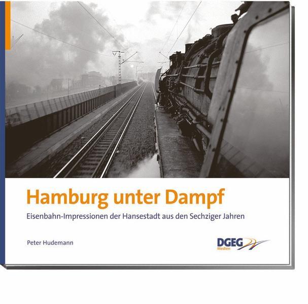Hamburg unter Dampf - Coverbild