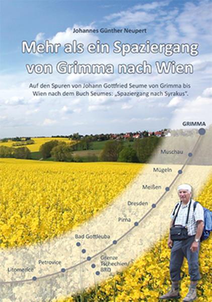 Mehr als ein Spaziergang von Grimma nach Wien - Coverbild