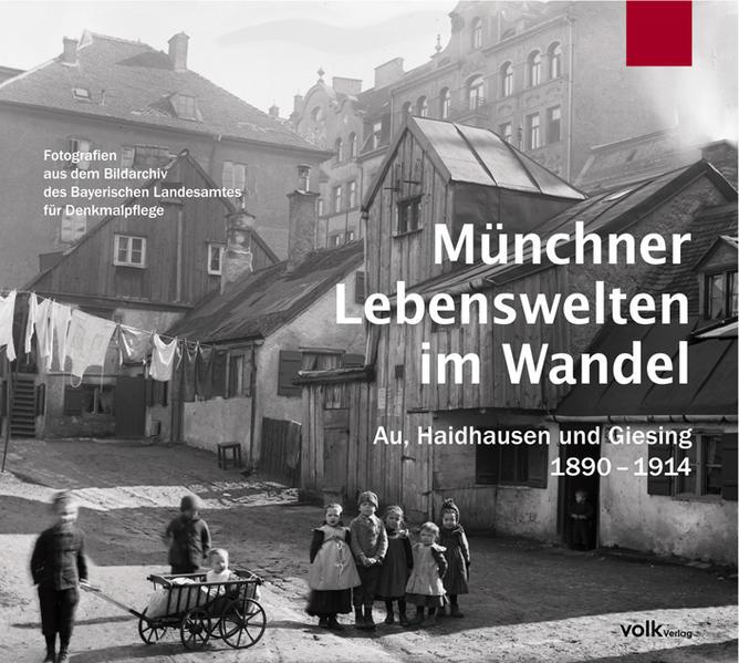 Münchner Lebenswelten im Wandel - Coverbild