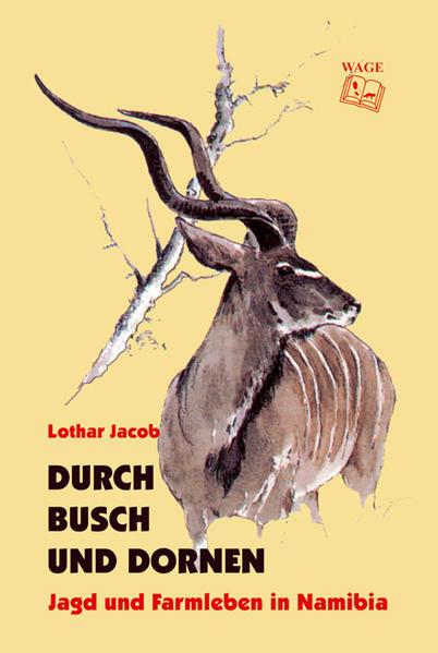 Durch Busch und Dornen - Coverbild